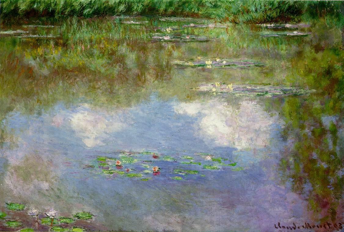 Quadro Monet